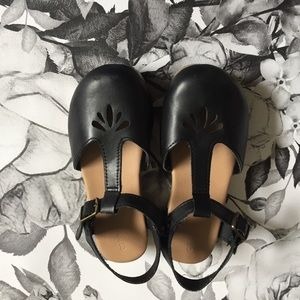Other - Black Maryjane Clogs